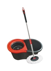 Black Bucket Mop