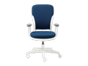 High Back Fabric Comfortable Office Chair For Home