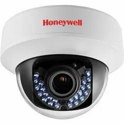 Dome(Indoor) 2 MP CCTV Honeywell Night Vision IR Dome Camera, 1280 x 720, Camera Range: 10 to 20 m