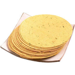 Traditional Papad