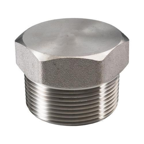 Stainless Steel Hexagonal Hex Head Plug  For Construction