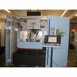 Used Agie Progress 2S CNC Wire Cut EDM Machine
