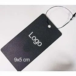 Logo Garment Hang Tag