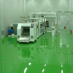 Self Leveling Epoxy Floor Coating Service