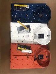 About Men Cotton Mens Shirt, Size: L-4XL
