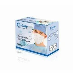Z Plus 2 Ply Elastic Face Mask