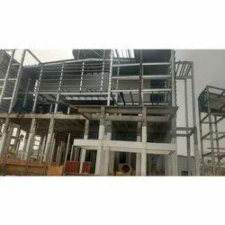 Multistorage Industrial Building