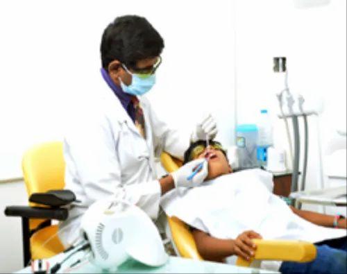 Dental Cleaning & Polishing Service