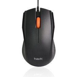 Black Usb Havit Mouse MS-689 Wire, HV-MS689