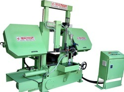 BDC-650A Fully Automatic Double Column Band Saw Machine
