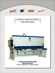 NC/CNC Shearing Machine