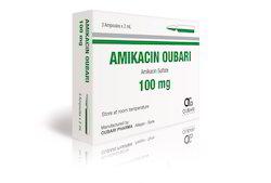 Amikacin 100 Mg