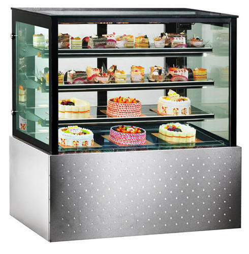 Display Counter Pastry Cabinet Manufacturer From Surat