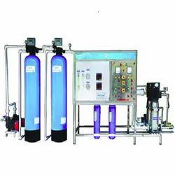 Semi Automatic Reverse Osmosis Plant