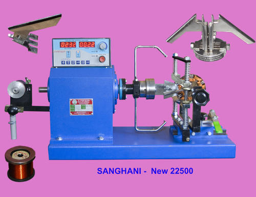 Standard Automatic Table Top Ceiling Fan Winding Machine