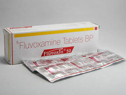 Fluvoxin 50mg Tablets