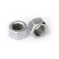 Galvanized Iron Hexagonal GI Hex Nut, Size: 5 To 25 Mm