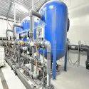 Boiler Water Treatment Plant
