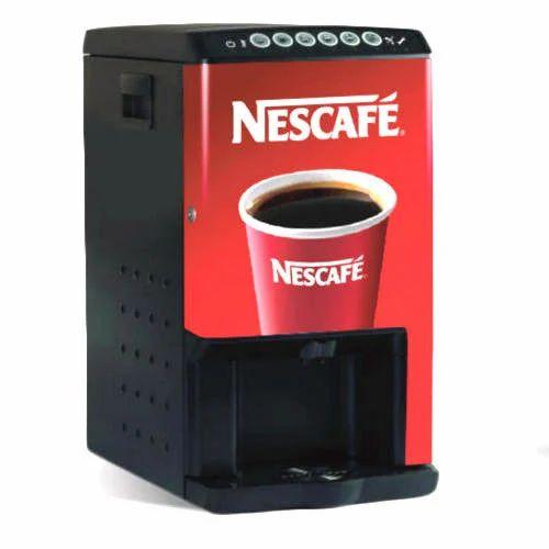 Nescafe Cold Coffee Vending Machine
