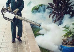 in Industrial Fogging Treatment Services