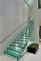Home Glass Staircase