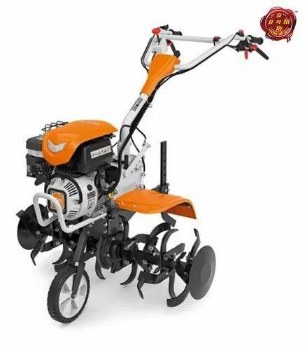 Petrol Engine STIHL Power Tiller MH 710 / Power Weeder, Power: 7HP, Engine Model: 4 Stroke
