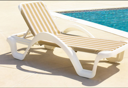 Elegant Pool Loungers