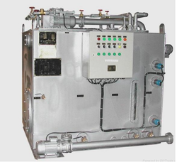Automatic Compact Sewage Treatment Plant, Capacity: 1 - 100 KLD