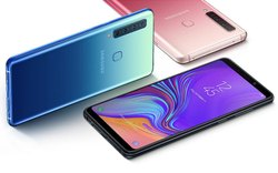 Black,Blue Samsung Mobile, Sim Size: Macro