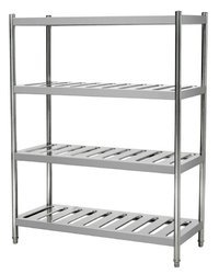 SS Cold Room Storage Rack