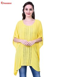 Gorgy Women Kaftan Top