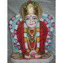 Marble Amba Mata Statue