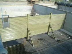 FRP Baffle Wall