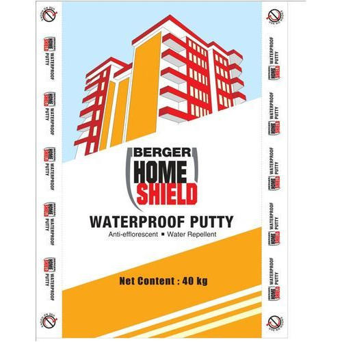 home shield waterproof putty packing size 40 kg rs 1689 bag id