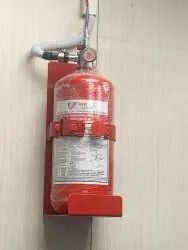 Clean Agent Metal Alloy Server Racks Fire Suppression System, For Electrical Panel