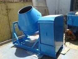 Pan Mixer, For Construction