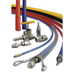 Hoses, Water Jetting Hoses, Test Hoses, Interlock Fittings