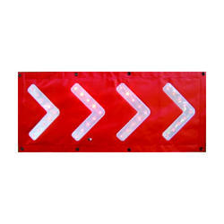 LED Chevron Arrow Mats
