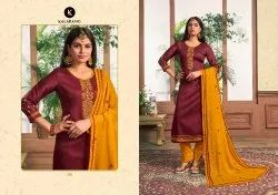 Kessi Fabric Avantika Unstitched Dress Material