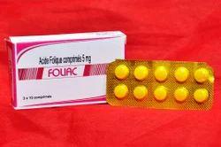 Folic Acid, Packaging Size: 3 X 10 Tabs