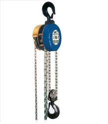 Gear Chain Pulley Block