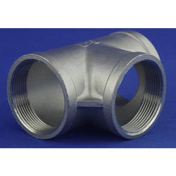 Stainless Steel Forging Tee