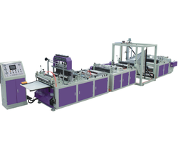 Full Automatic Non Woven Shopping Bag Making Machine
