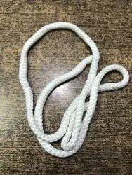 White Polyester Dori