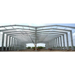 Prefab Structure Fabrication Service