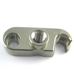 MS/SS CNC Milled Parts