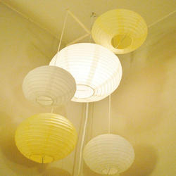 Paper lamp shades kaagaj ke lampshades manufacturers suppliers paper lampshades aloadofball Image collections