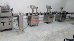Fully Automatic Edible Oil Bottle Packaging Machine