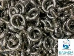 Round M20 Stainless Steel Eye Bolts for Industrial