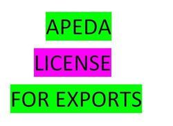 APEDA License For Exports, Licensing Job Work